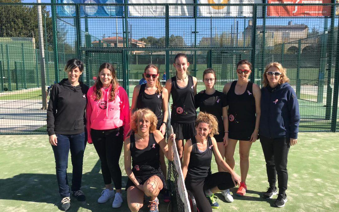 Victòries dels equips femenins de la Plana