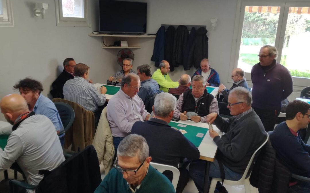 Èxit de participació en la 3a jornada de la Lliga de Botifarra de la Plana d'en Berga