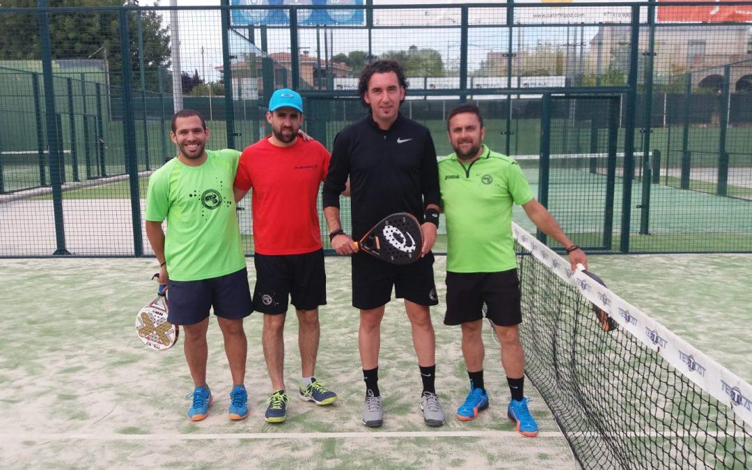 Última jornada de la Lliga Catalana de Pàdel a la Plana d'en Berga