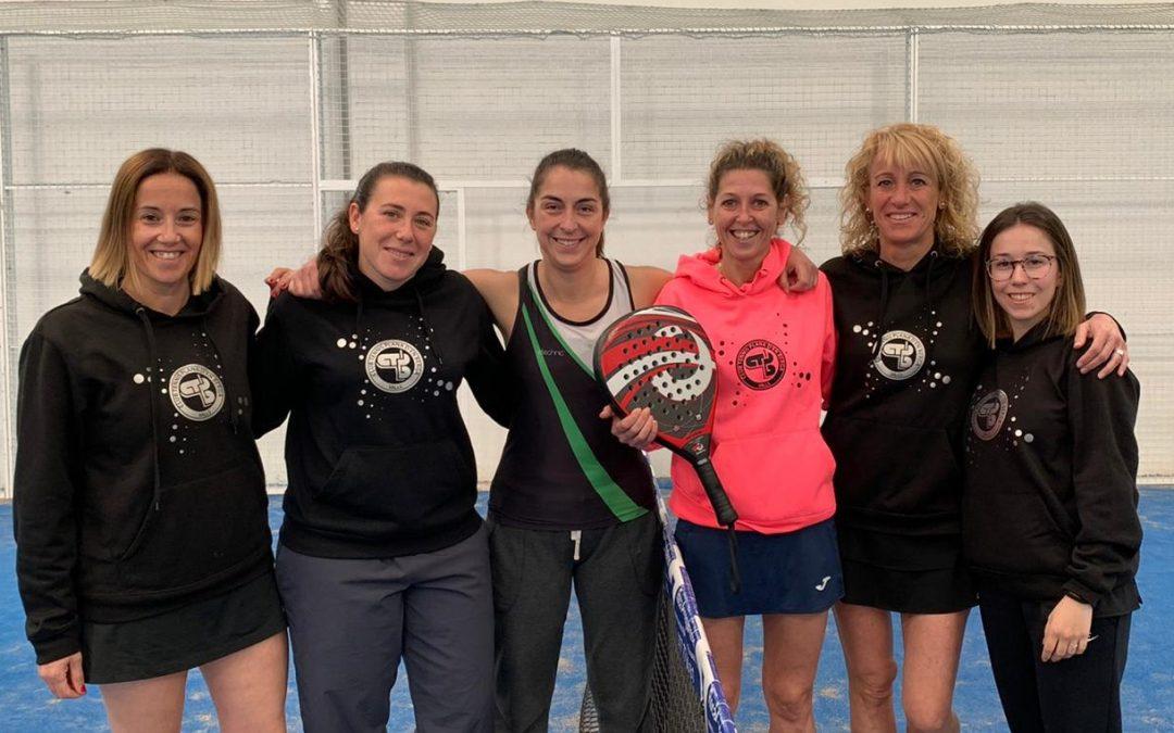 El Femení A i B de la Plana s'imposen en la Lliga Catalana