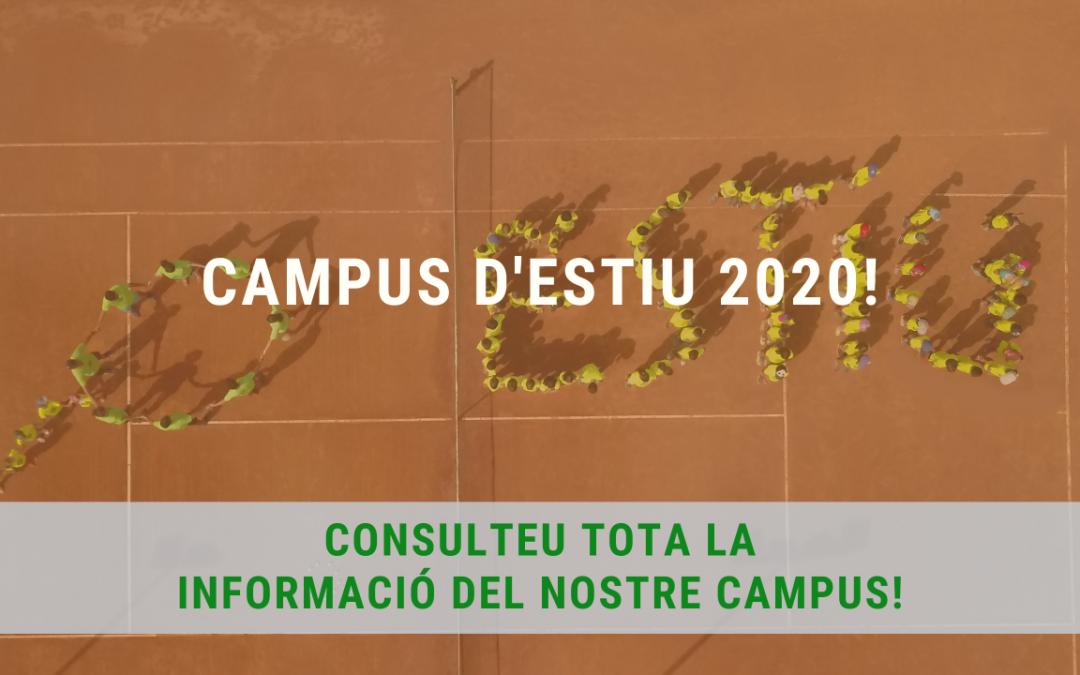 Campus d'Estiu 2020!