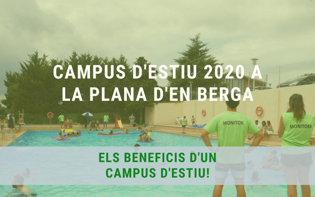 Beneficis dels Campus d'Estiu