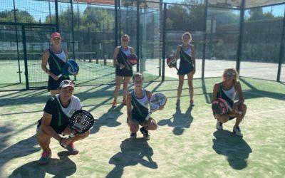 El Femení A de la Plana suma un punt davant el Tennis Tarragona B