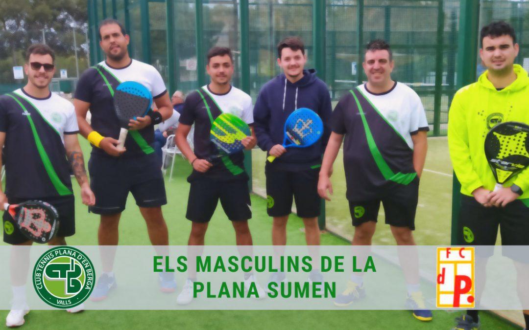 El Masculí A de la Plana s'imposa al Club Gimnàstic
