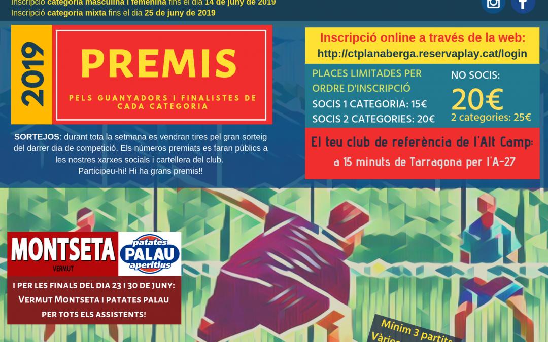 7è Open de Pàdel Ciutat de Valls