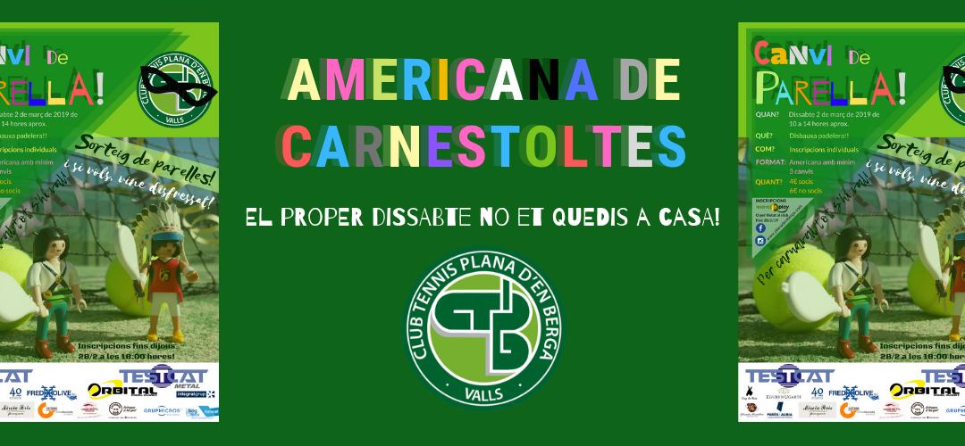 Americana de Carnestoltes