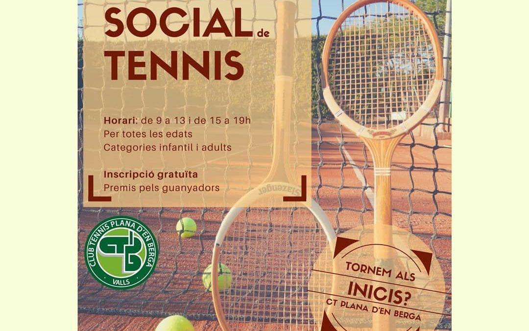 Torneig Social de Tennis