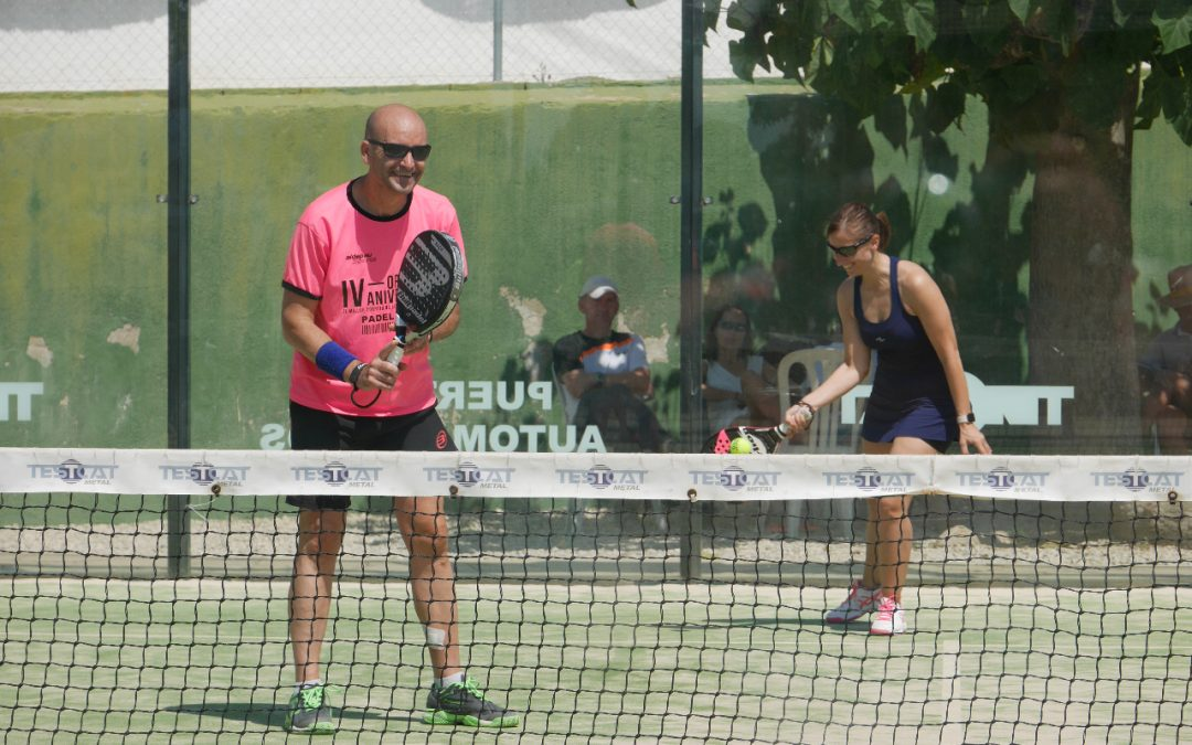 La categoria mixta posa punt i final al 7è Open de Pàdel Ciutat de Valls