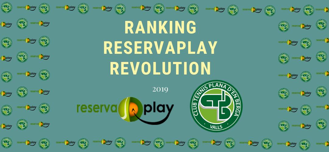 Guillem Voltas s'endú el 3r premi del Ranking Reservaplay Revolution