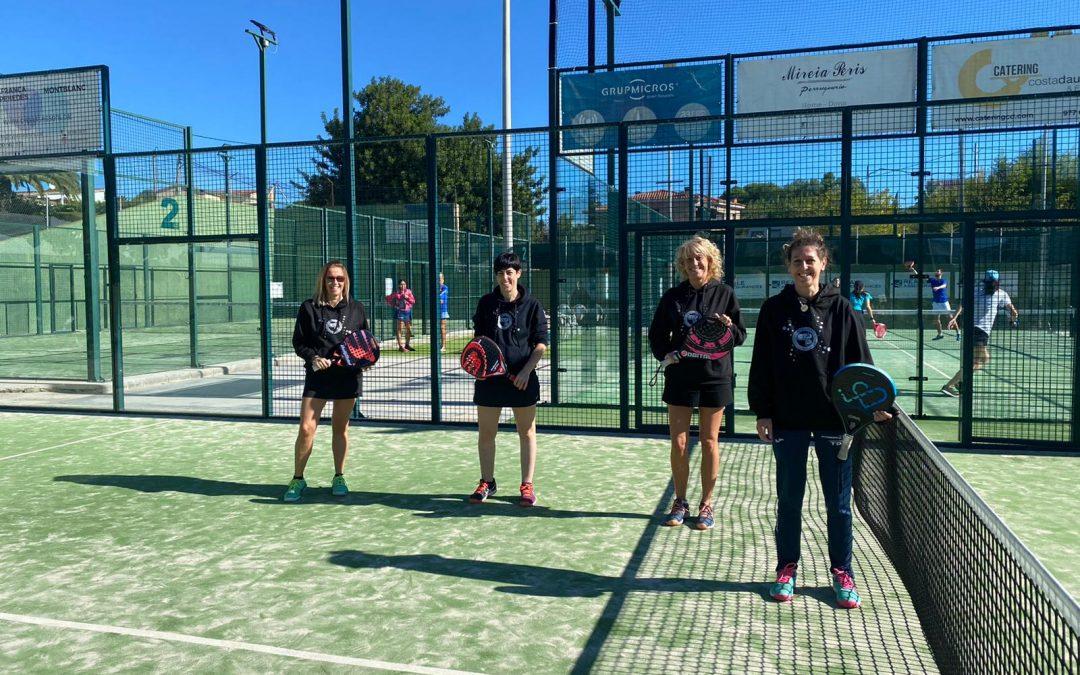 El femení A de la Plana s'imposa al Tennis Salou H2O