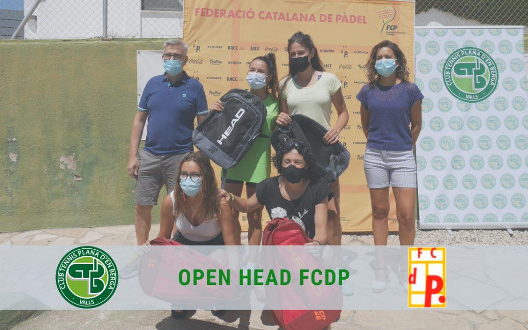 Esteve-Pan i Cerdà-Vallvey campions de l'Open Head a la Plana d'en Berga