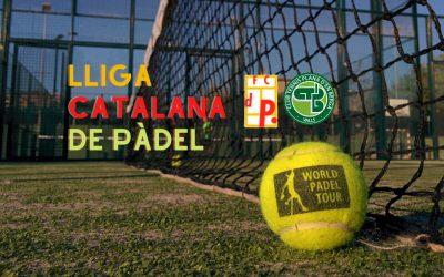 Es reprèn la Lliga Catalana de Pàdel a la Plana d'en Berga